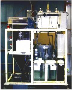 ユニット型の排水処理装置